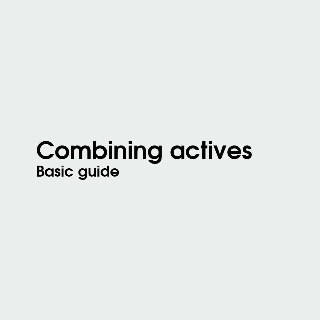 Combinar activos