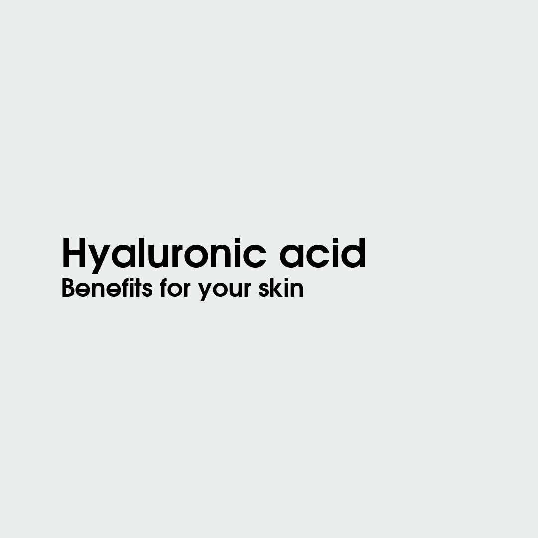 Ácido hialurónico: beneficios para la piel