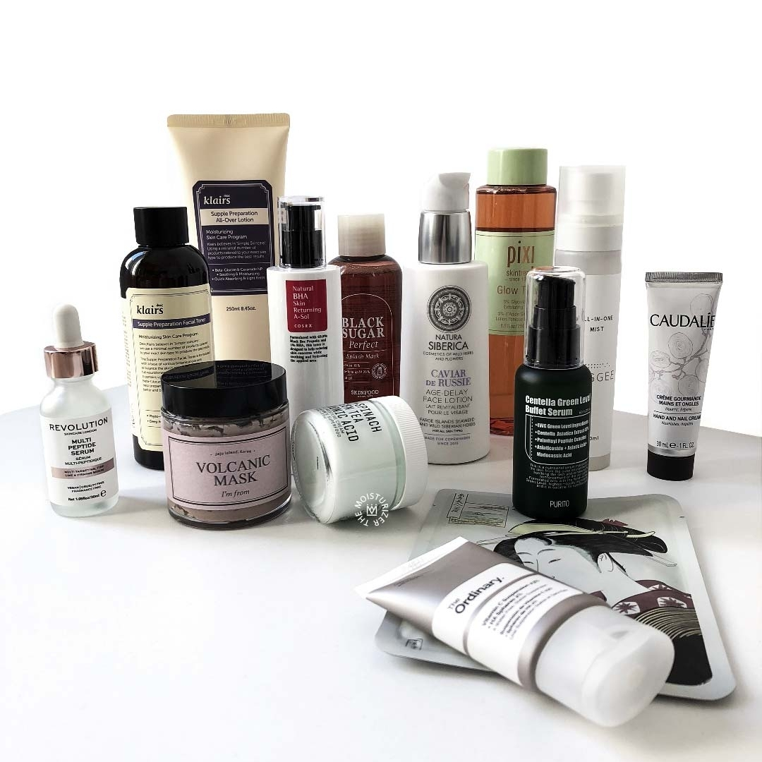 How to use cosmetics products correctly