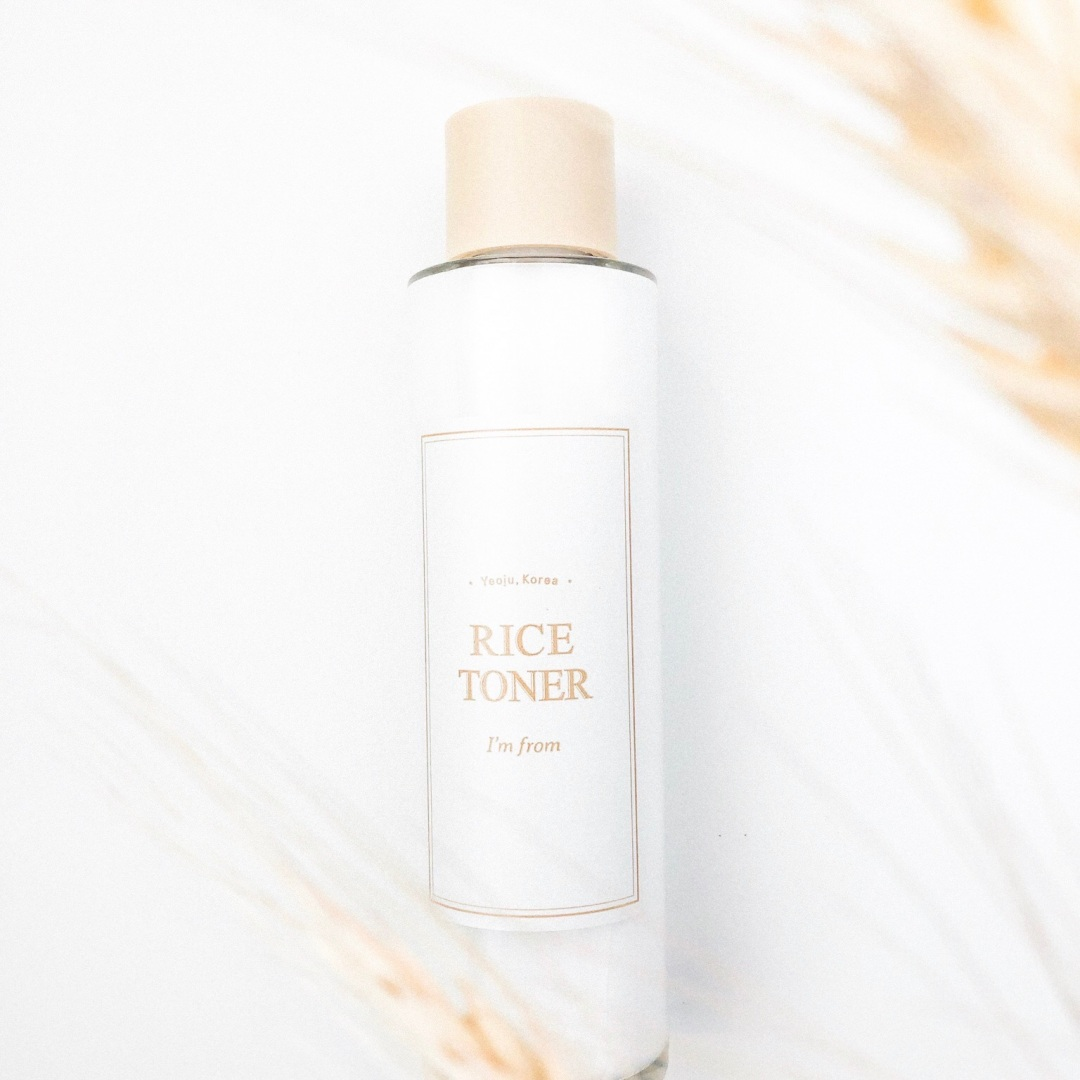 REVIEW: I'm From Rice Toner