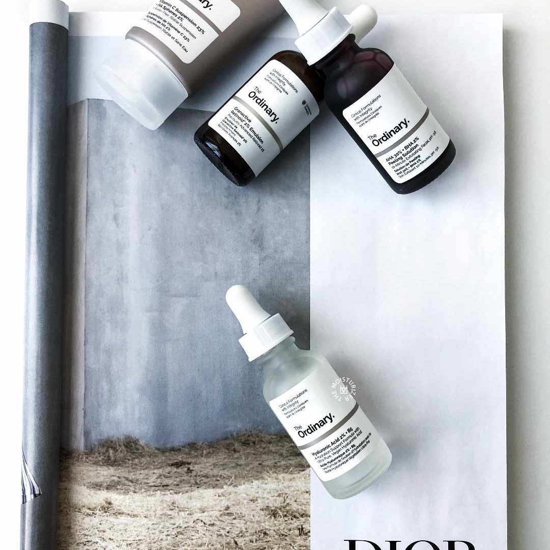REVIEW: The Ordinary Hyaluronic Acid 2% + B5