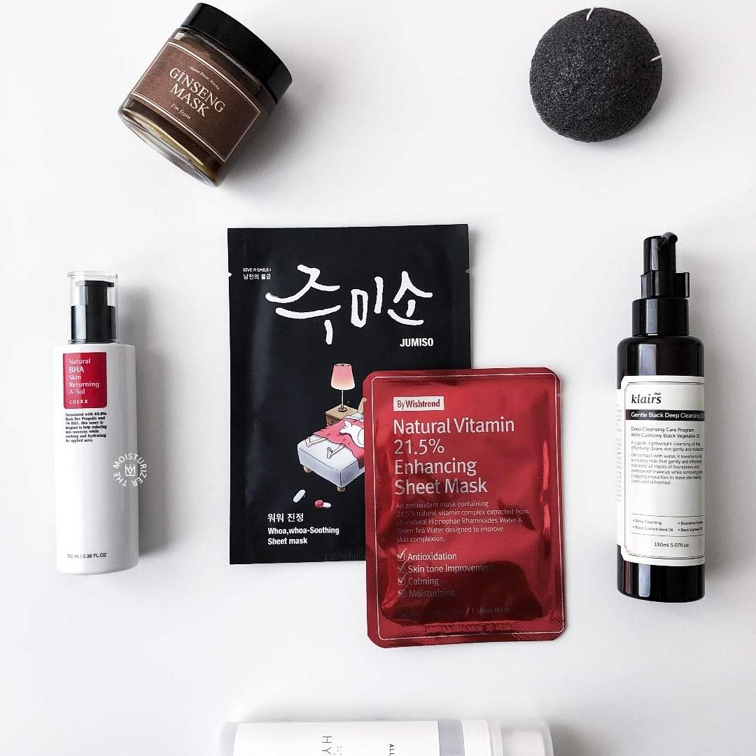 Where to buy Korean cosmetics?
