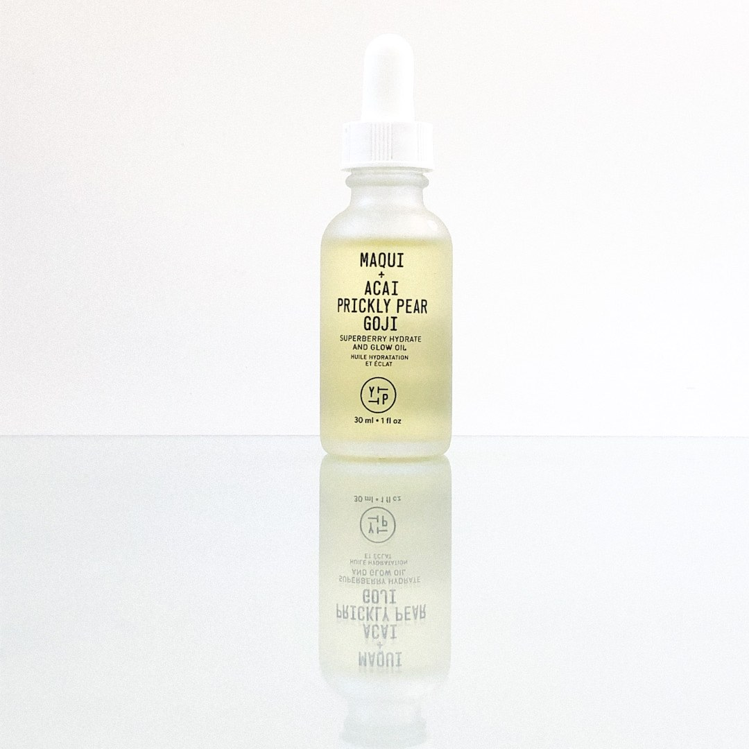 REVIEW: Youth to the People Superberry Hydrate and Glow Oil