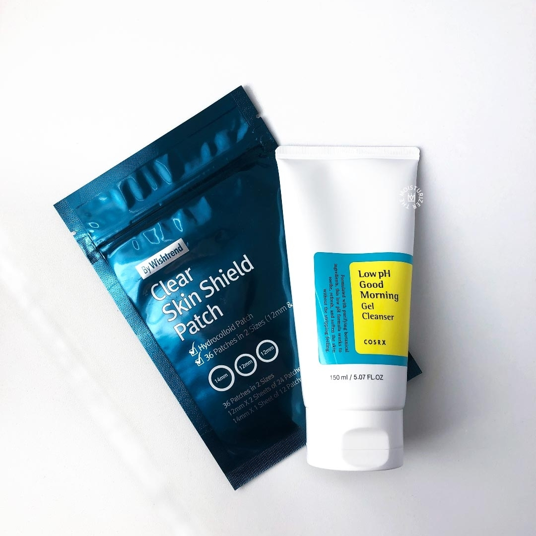 REVIEW: COSRX Good Morning Gel Cleanser