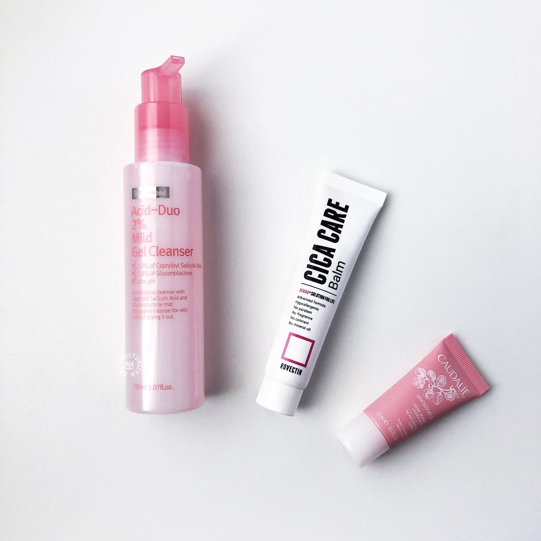 REVIEW: ByWishtrend Acid-duo 2% Mild Gel Cleanser