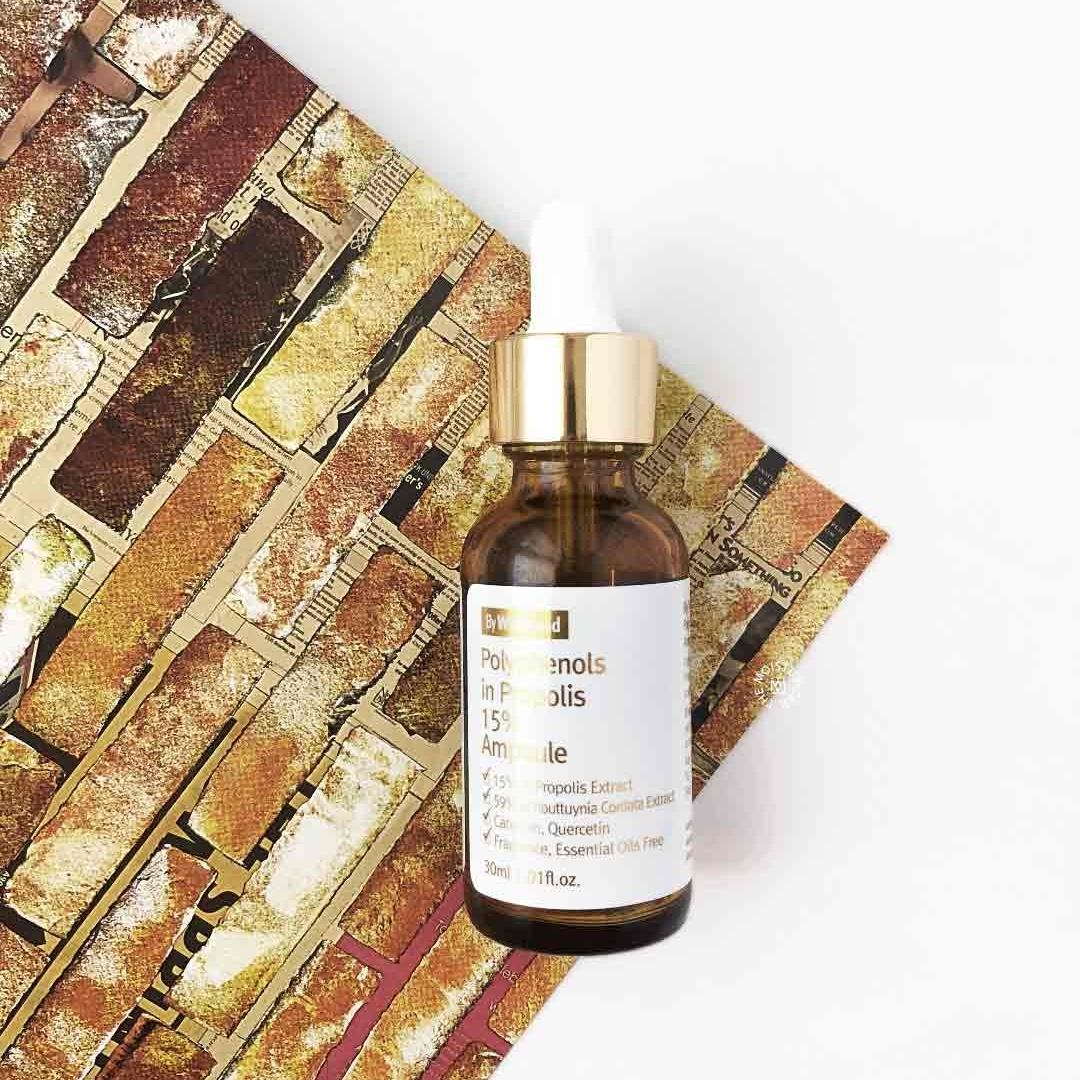 REVIEW: ByWishtrend Polyphenols in Propolis 15% Ampoule