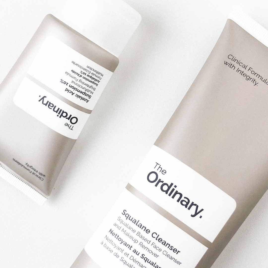 REVIEW: The Ordinary Squalane Cleanser