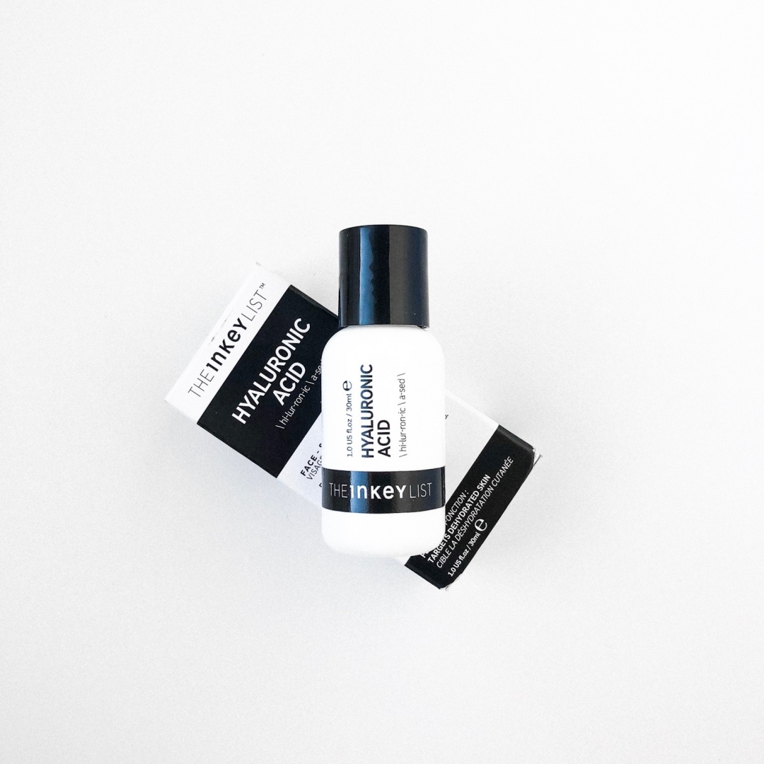 REVIEW: The Inkey List Hyaluronic Acid