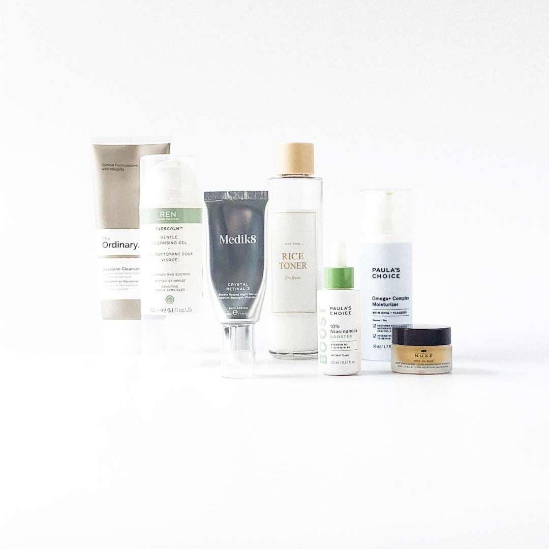 Rutina de noche para prevenir arrugas