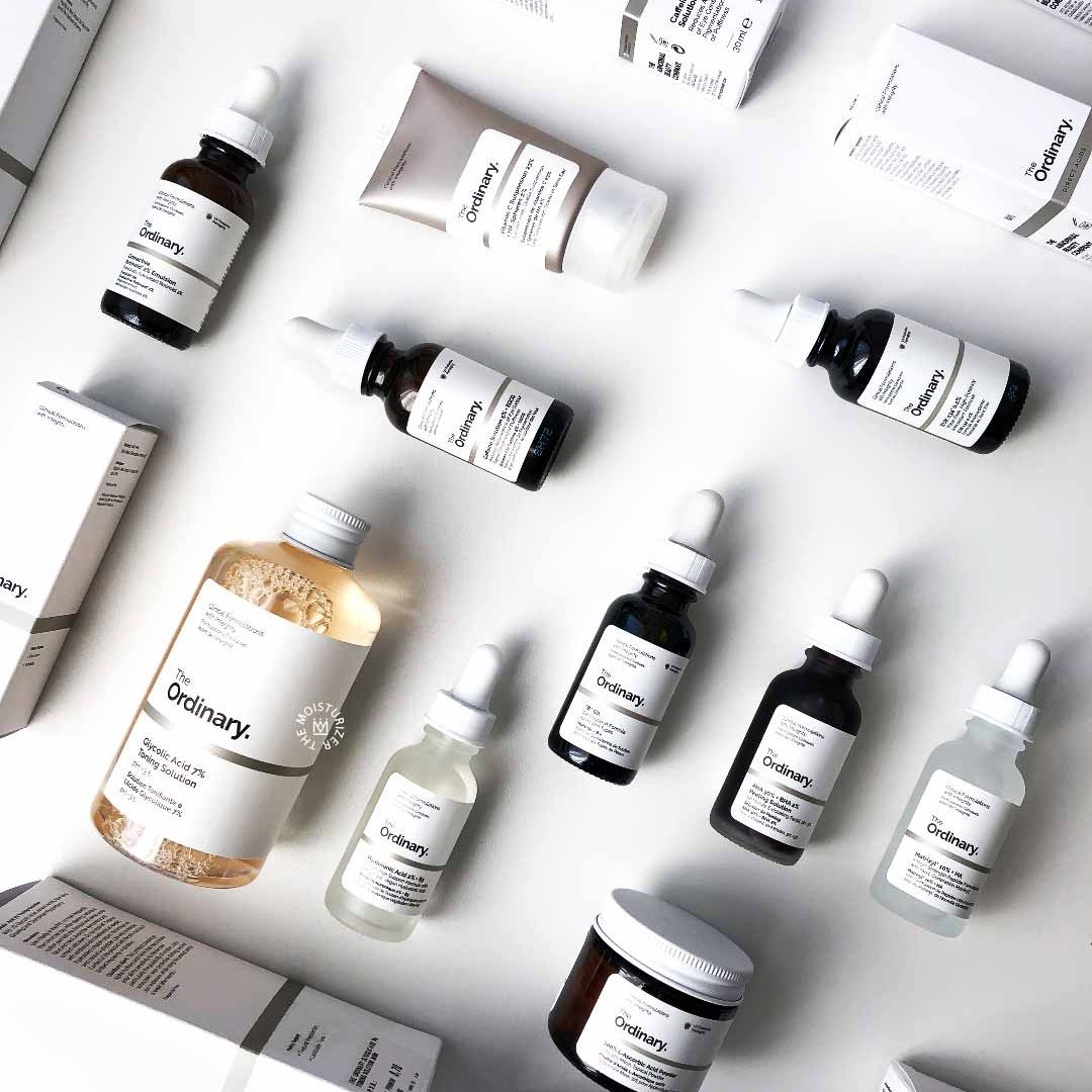 The best 10 products by The Ordinary