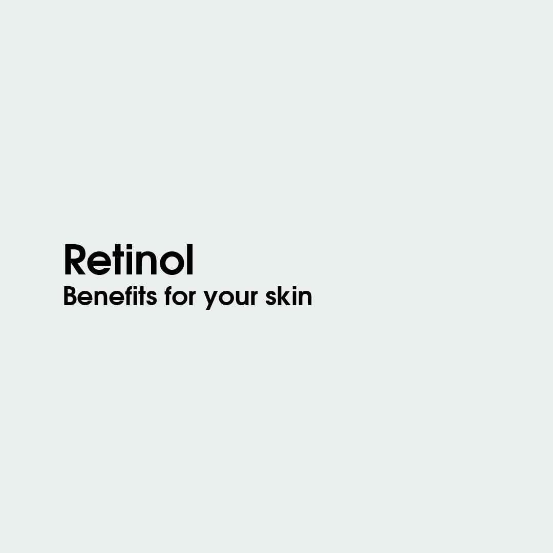 Retinol: beneficios para la piel