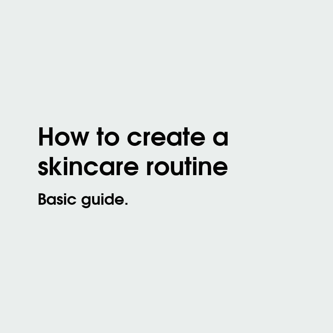 Cómo crear una rutina de belleza