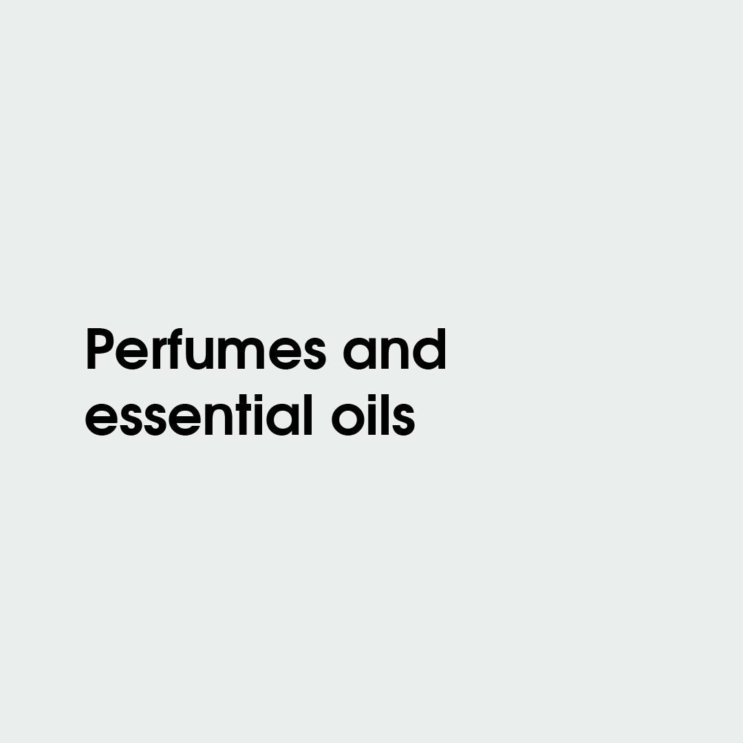 Perfumes y aceites esenciales