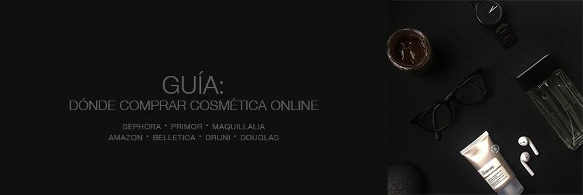 Cabecera The Moisturizer - Guía: Dónde comprar cosmética online,