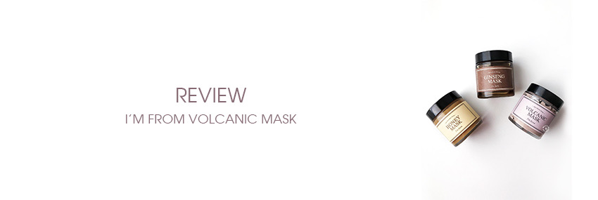 Cabecera The Moisturizer - REVIEW: I'm From Volcanic Mask