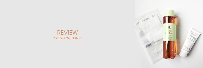 Cabecera The Moisturizer - REVIEW: Pixi Glow Tonic