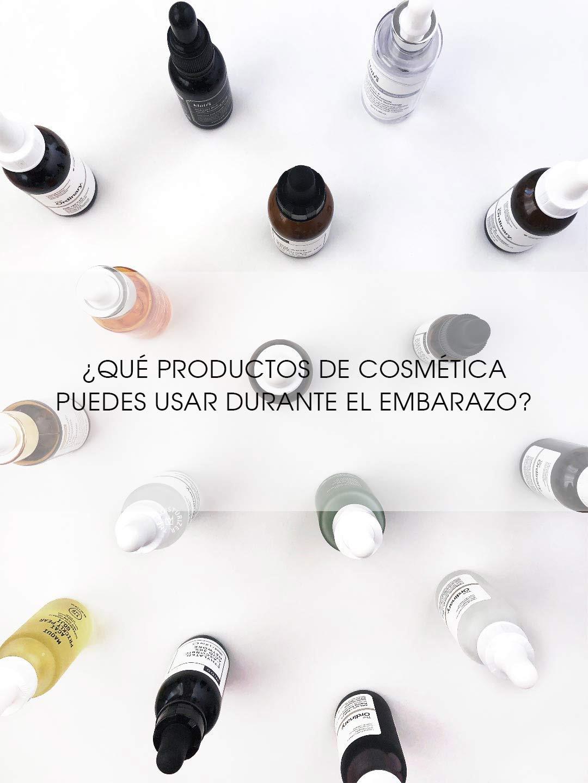 The Moisturizer - ¿Qué productos de cosmética puedes usar durante el embarazo?