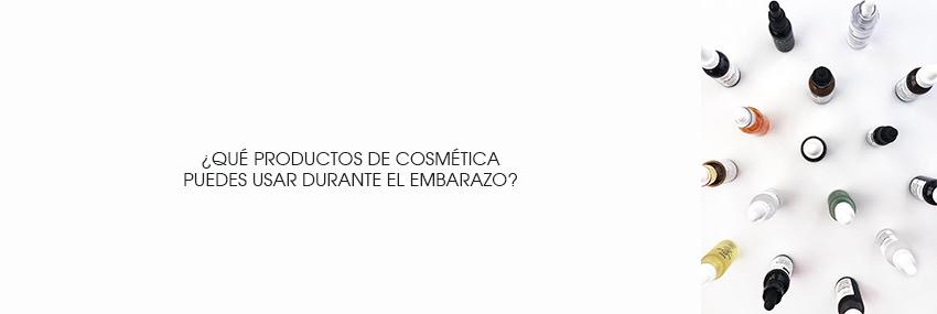 Cabecera - The Moisturizer - ¿Qué productos de cosmética puedes usar durante el embarazo?