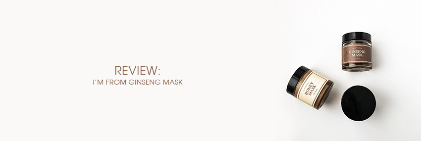 Cabecera REVIEW: I'm From Ginseng Mask