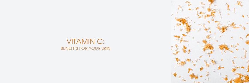 Header The Moisturizer - Vitamin C: Benefits for your skin