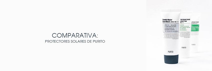 Cabecera The Moisturizer - COMPARATIVA: Protectores solares de Purito