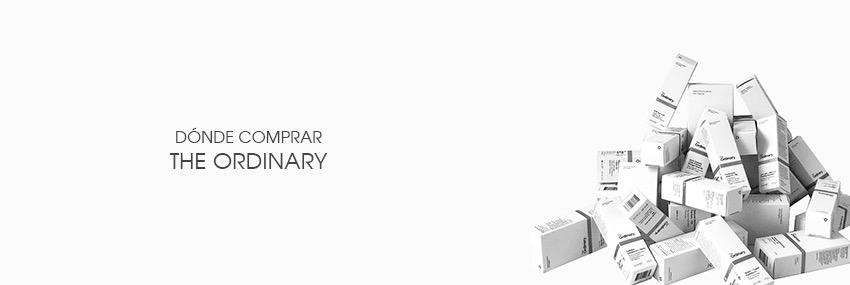Cabecera The Moisturizer - Dónde comprar productos de The Ordinary