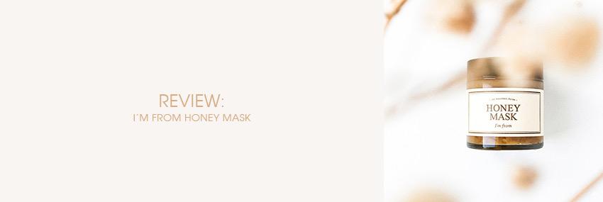 Header The Moisturizer - I'm From Honey Mask