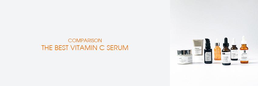 The Moisturizer - COMPARISON: The best vitamin C serum