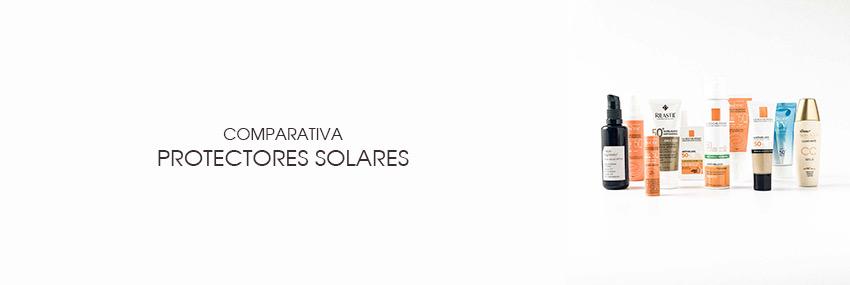 Cabecera The Moisturizer - COMPARATIVA: Protectores solares