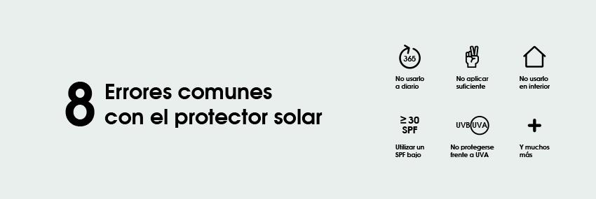 Cabecera The Moisturizer - Los 8 errores más comunes al utilizar protector solar