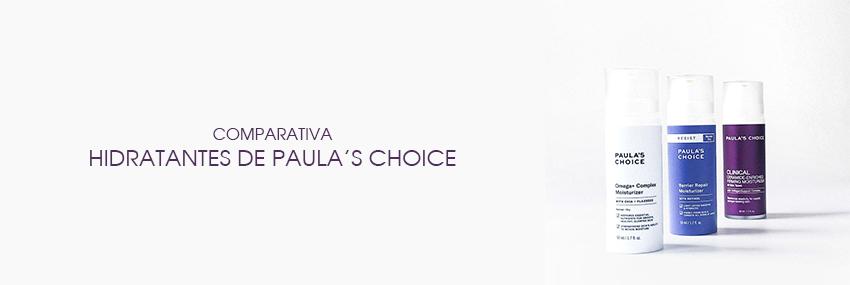 Cabecera The Moisturizer - COMPARATIVA: Cremas hidratantes de Paula's Choice