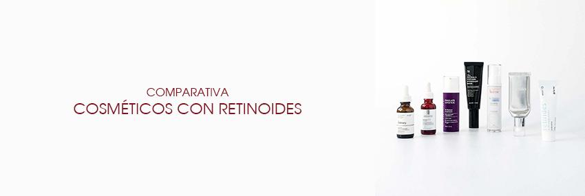 Cabecera The Moisturizer - COMPARATIVA: Qué cosméticos con retinoides incluir en tu rutina de belleza